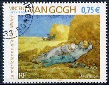 STAMP / TIMBRE FRANCE OBLITERE N° 3690  TABLEAU / ART / VINCENT VAN GOGH