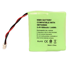 1 x  Rechargeable Cordless Phone Battery for  iDECT S2i 2.4v 600mah Ni-MH