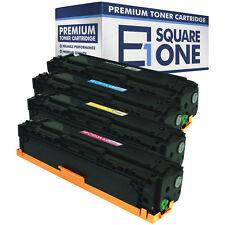 Toner Cartridge Set Replacement for HP 131X / 131A CF210X CF211A CF212A CF213A