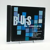 BLUES COMPLETE RECORDINGS Rare EMI WEST SIDE CD Album - Complete, VG Condition