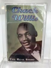 Chuck Willis The Real Story (Cassette) New Sealed
