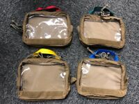 Mystery Ranch RATS Spadelock Removable Pocket Coyote Pouch - Pick from 4 Colors!