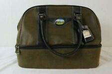 Sovrano Pattini Double Decker Golf Bag With Zipper Shoe Bag Braemar New