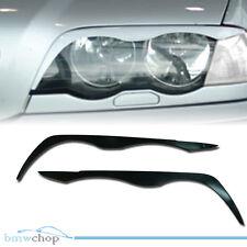 BMW E46 4D Sedan Headlight Eyebrows Eyelids 98-02