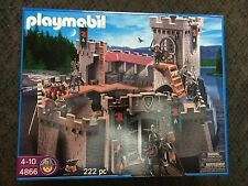 Playmobil 4866 Falcon Knights Castle New in Sealed Box!