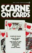 Scarne on Cards: Complete Rules / How to Spot Cheaters / And How to Win at Poke