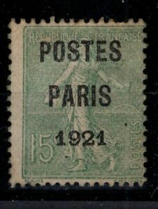 DM147855/ FRANCE / PRE-CANCELLED – TYPE SOWER – Y&T # 28 MNG – CV 250 $