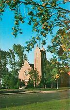 Onamia Minnesota~Saint Odilia Shrine~Patroness of the Eyes~Catholic Church~1960s