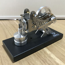 Live Vacuum Engine Hot Air Stirling Engine Model Flame Licker Fire Eater Engine