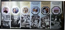 INDIA 2019 150TH BIRTH ANNIVERSARY MAHATMA GANDHI MINIATURE SHEET OF SIX STAMPS