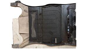2008 Jaguar XJ8 Splash Guard under engine shield
