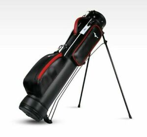 [MIZUNO] RB Modern SB Stand Half Bag 6.0inch 5LKC182200 Black