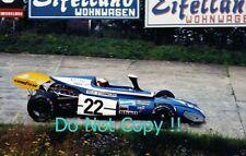 Rolf Stommelen Eifelland Type 21 German Grand Prix 1972 Photograph