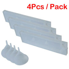 4pcs For Roland Mimaki Mutoh Printer 220ml Vertical Refill Ink Cartridges