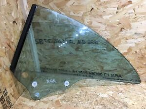 GENUINE MERCEDES BENZ MB CLK W209 02-09 REAR LEFT PASSENGER SIDE WINDOW GLASS