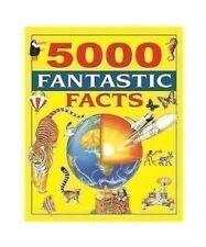 Alligator Books 5000 Fantastic Facts Childrens Encyclopedia Hardback Book Book