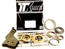 4T40E 4T45E Transmission Rebuild Kit 1995 Up with Filter OE Frictions Piston Set