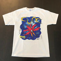 The Cure Wish Tour 1992 VTG T shirt gildan shirt new