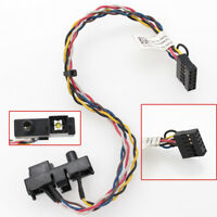FOR Dell Vostro 660s 3647 3646 Power Button Switch  Cable Assembly 2MK4J 02MK4J