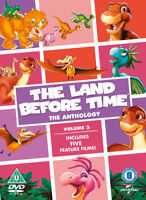 The Land Before Time: The Anthology - Volume 3 DVD (2016) Charles Grosvenor