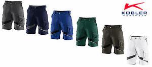 kurze Arbeitshose Arbeitsshorts Kübler ACTIVIQ Shorts, Größen: 40-66 in 6 Farben