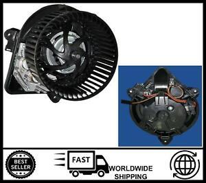 Heater Blower Motor (2 Pin) FOR Peugeot Partner Citroen Berlingo Dispatch