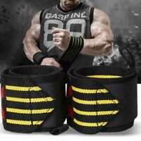 Wristband Weight Lifting Strap Fitness Sport Gym Wrist Wrap Hand Support