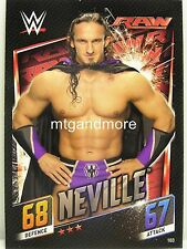 Slam Attax Then Now Forever - #103 Neville