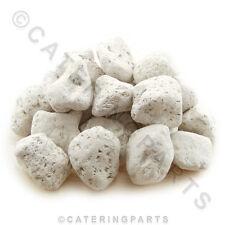 Grand sac de 10 kg de lave rock stones for Commercial Gaz Char-Barbecue Grill applances