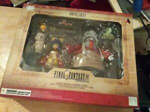 Final Fantasy IX: Eiko Carol & Quina Quen Bring Arts Action Figure in USA