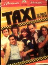 TAXI The COMPLETE FIRST SEASON All 22 Episodes 3-Disc DVD Set SEALED
