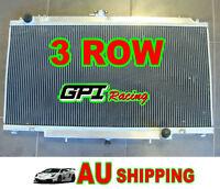 NEW Aluminum Radiator for Nissan GU PATROL Y61 PETROL 4.5L Manual 1997 98 99