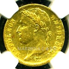 FRANCE NAPOLEON I 1813 A GOLD COIN 20 FRANCS * NGC CERTIFIED GENUINE XF 40 *RARE