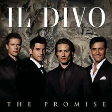 IL DIVO The Promise CD BRAND NEW