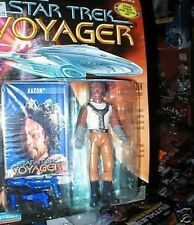 RARE STAR TREK VOYAGER FIGURE KAZON MINT ON CARD