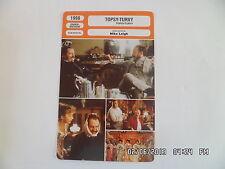 CARTE FICHE CINEMA 1998 TOPSY TURVY Jim Broadbent Allan Corduner Timothy Spall