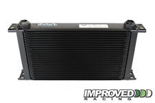 Setrab 19-Row Series 6 235mm Oil Cooler, M22 Female O-ring Ports