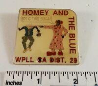 Little League Baseball Pin(s):(1): Homey & the Blue - CA D29