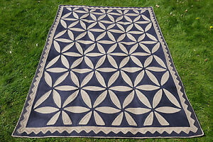 1,63x 2,23m Filz Teppich Shirdak Schirdak Schyrdak Kyrgyzistan tappeto tapis rug