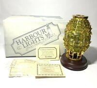 Harbour Lights FRESNEL LENS 4th Order #5043 From 2002 w/ COA Works!