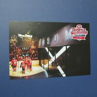 MONTREAL CANADIENS vs  BOSTON BRUINS  postcard  1979  Stanley Cup  TOO MANY MEN