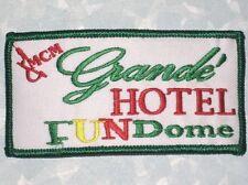 MCM Grande' Hotel Fun Dome Patch - Odessa, Texas