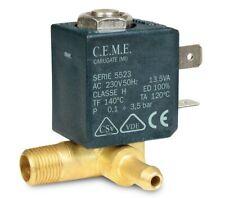 CEME 588 Magnetventil für Philips GC9237  GC9620 Dampfbügelstation siehe Angebot
