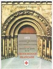 Frankrijk booklet postfris 1973 MHN 1859-1860 - Rode Kruis / Red Cross (K026)