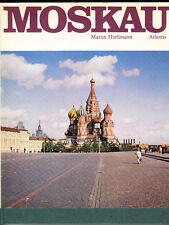 MOSKAU Martin Hürliman (1972)  illustriert, Leinenausgabe, neuwertig <<<<<<<<<<<