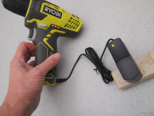 AC Adapter BATTERY CHARGER For Ryobi HP108L 8v dc 8-Volt Cordless Drill