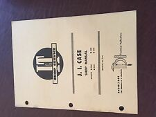 s l225 j i case heavy equipment manuals & books for tractor ebay  at eliteediting.co