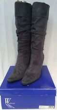 White Mountain Carson ll Womens Size 9M Boots Grey