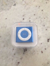 NEW SEALED APPLE IPOD SHUFFLE 4th GENERATION BLUE (2 GB)