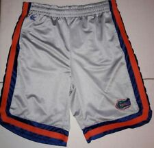Florida Gators Boys Athletic Shorts Extra Large XL Youth 20 Gray Colosseum
